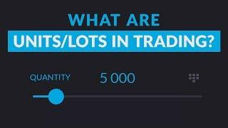 Units/Lots | Trading Terms